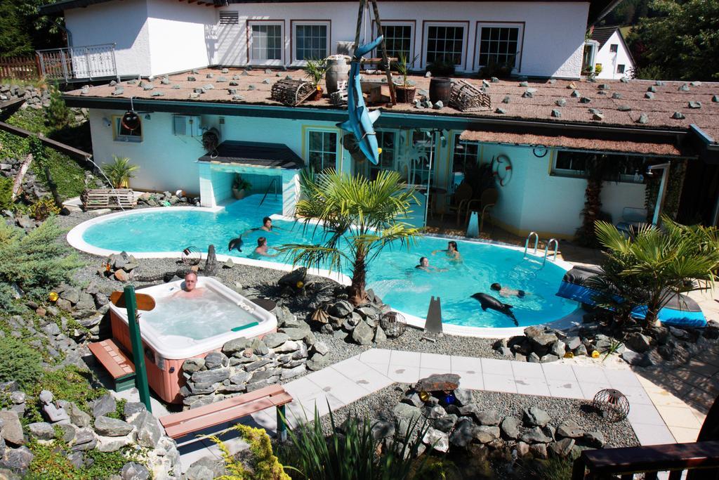 Landhotel Grimmeblick In Winterberg Duitsland Hotel4wellnessnl
